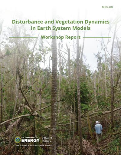 Disturbance and Vegetation Dynamics in Earth System Models Workshop