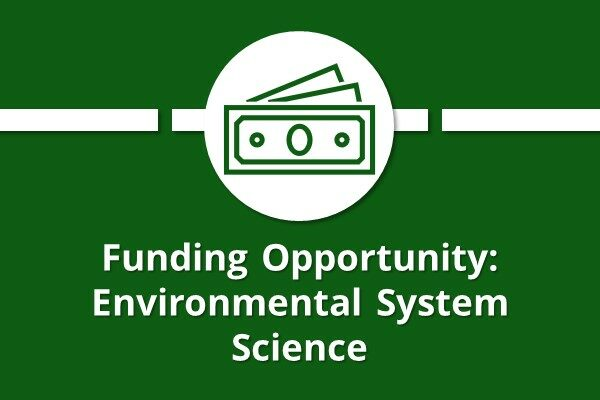 Accepting Applications for ESS FY22 FOA